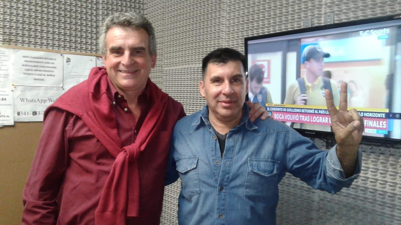 Entrevista al Presidente del bloque Frente para la Victoria-Pj Agustín Rossi