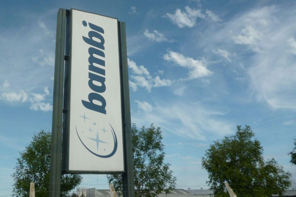 Bambi redujo al 60% el pago a empleados suspendidos