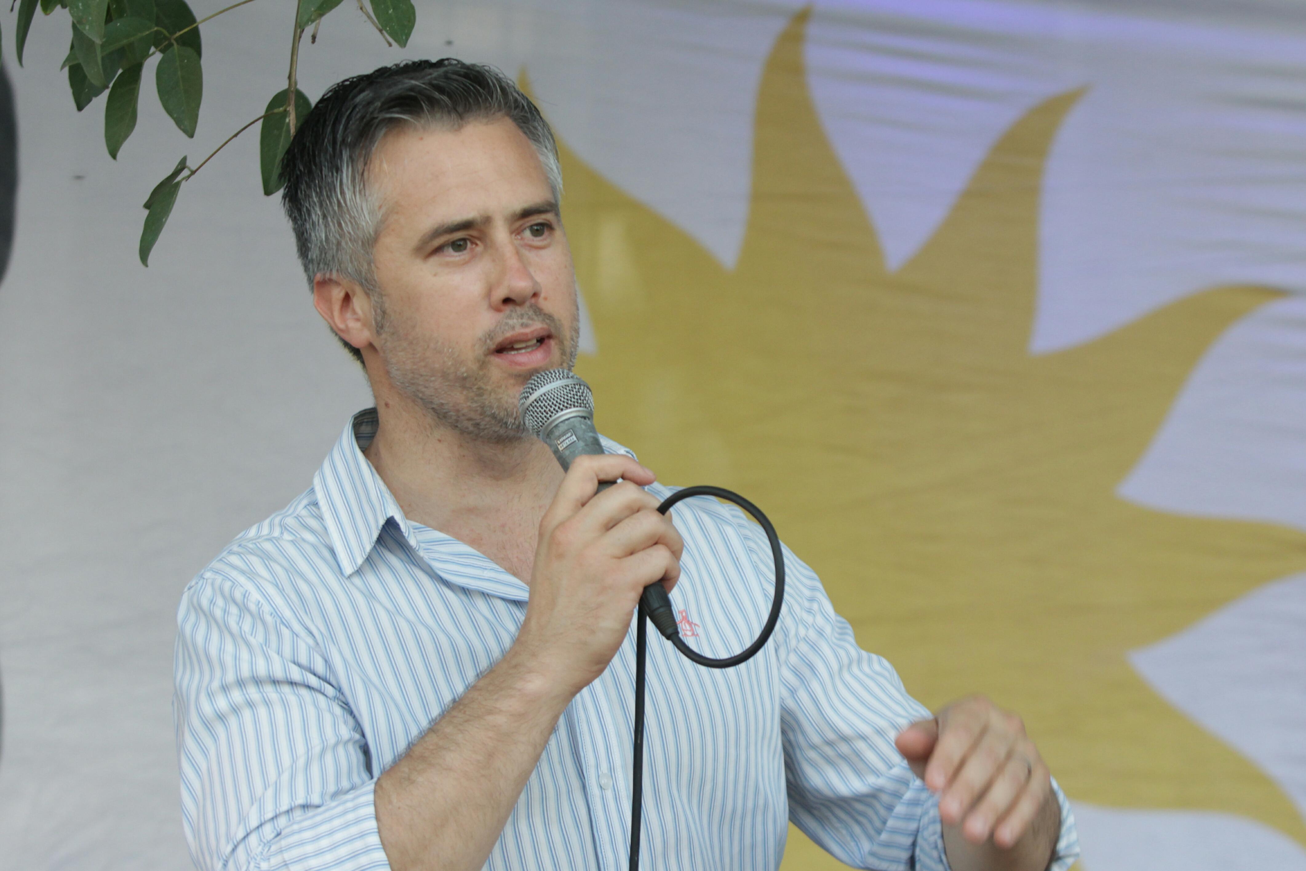 Busatto : El PJ tiene que ser la columna vertebral de un frente que le diga basta a Macri y al FPCyS