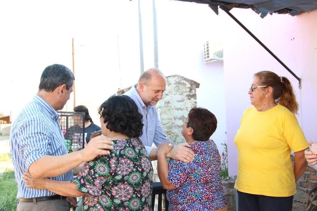 PEROTTI PIDIÓ EN EL CONGRESO QUE NACIÓN BRINDE ASISTENCIA INMEDIATA POR LAS INUNDACIONES