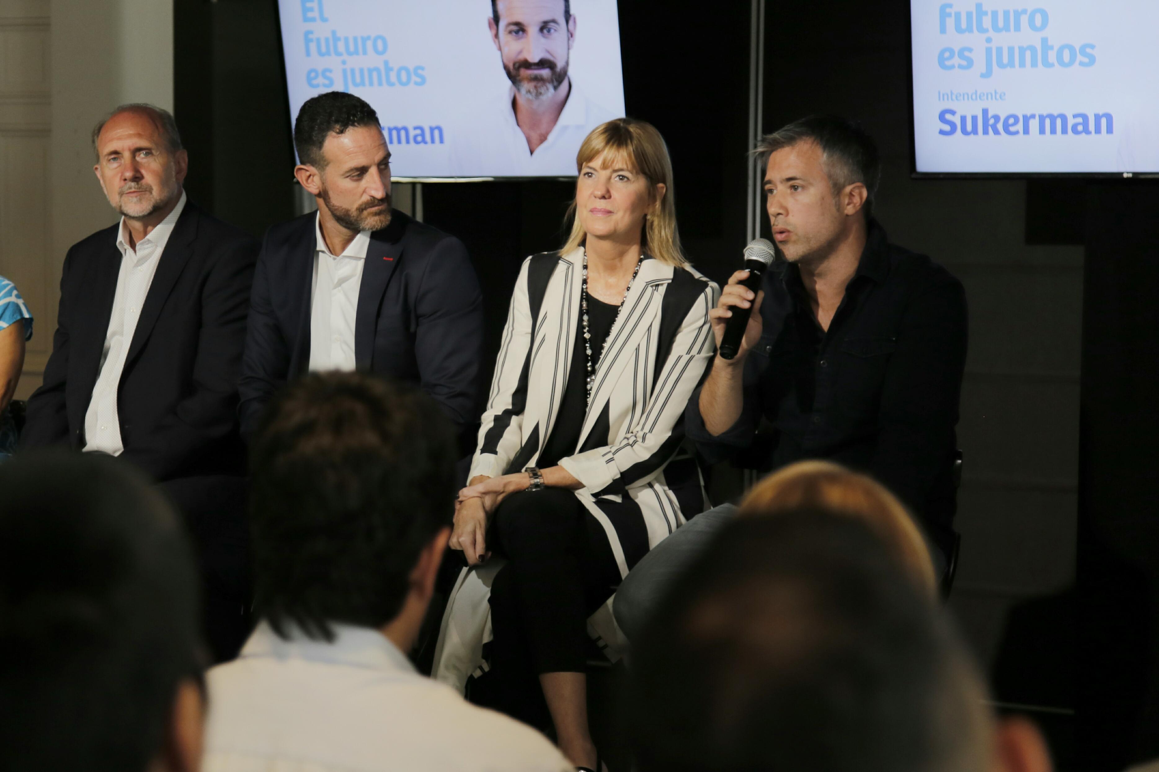 """Leandro Busatto: """"Queremos una provincia más segura, una Rosario más segura"""""""