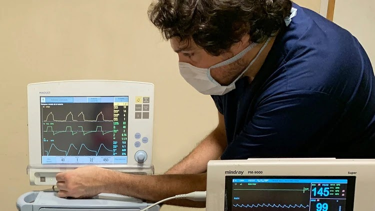 Podríamos multiplicar por dos la cantidad de respiradores ?