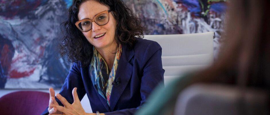 Cecilia Todesca Bocco: «Para el año que viene vemos una economía recuperándose»