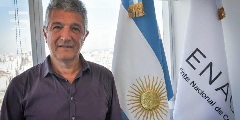 Entrevista al Vice Presidente de ela ENACOM Gustavo López sobre cobro indebido de las empresas de TV por Cable